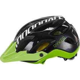 Cannondale Ryker AM Helmet Black/Green